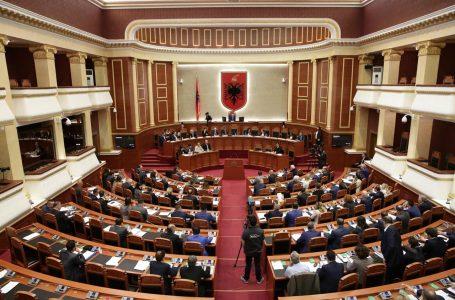 Sot nis punën legjislatura e 10 e Kuvendit të Shqipërisë
