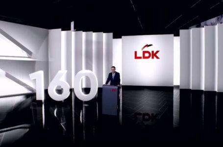 LDK hap fushatën, Abdixhiku: Më 17 tetor refuzoni popullistët dhe të korruptuarit