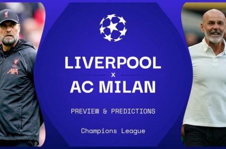 Liverpool – Milan, formacionet e mundshme