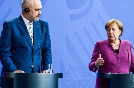 Rama pas takimit me Merkel: Evropa nuk do të ishte e njëjtë pa udhëheqësen gjermane