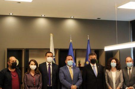Lajçak takon përfaqësuesit e sektorit privat në Kosovë, ja çfarë u diskutua