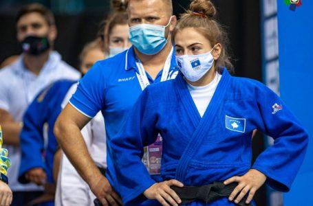 Xhudistja Erza Muminoviq fiton medaljen e bronztë në 'Kampionatin Evropian' për junior në Luksemburg