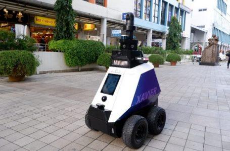 Robotët policë që përgjojnë dhe spiunojnë sjelljet sociale