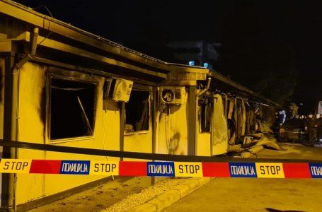 Detajet e para për zjarrin në Tetovë, 14 viktima të konfirmuara
