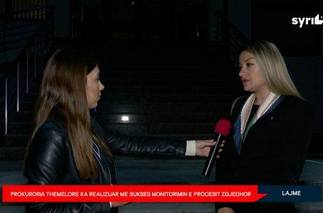 Sipas Prokurorisë Themelore në Gjakovë, procesi zgjedhor ka qenë i qetë