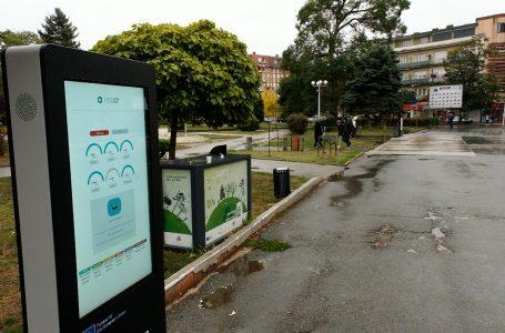 """""""Të bashkuar për Ajër të Pastër"""", mundëson vendosjen e matësve të cilësisë së ajrit në Gjakovë"""