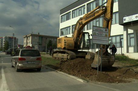 Komuna fillon 3 projekte infrastrukturore