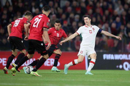 Shqipëria e mbyll pa sukses sfidën për vendin e dytë kundër Polonisë