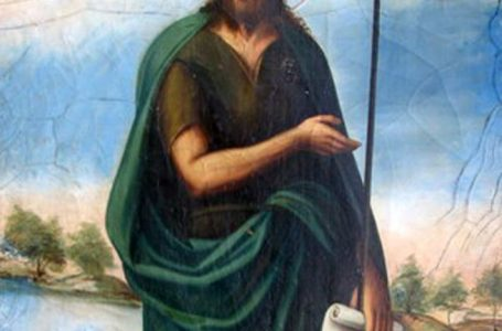 Johan Pagëzori, ikona që shpalos influencat e artit perëndimor