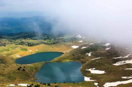Një oaz pranë qiellit për turistët, liqenet akullnajore të Valamarës