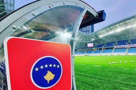 Formacioni i mundshëm i Kosovës ndaj Gjeorgjisë