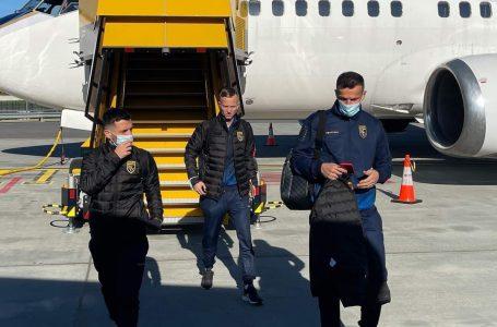 Dardanët mbërrinjë në Suedi