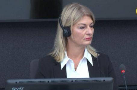 Hetuesja Zenka Pumper dëshmon në gjykimin e Gucatit dhe Haradinajt