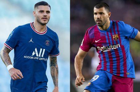 PSG i propozon Barcelonës shkëmbimin Icardi – Aguero