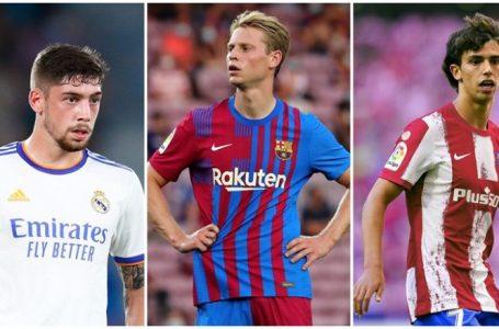 Dhjetë lojtarët më të vlefshëm në La Liga