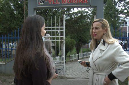 Voton kandidatja për kryetare të Gjakovës nga PDK, Arbënesha Kuqi