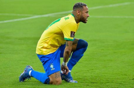 E papritur, Neymar paralajmëron pensionimin