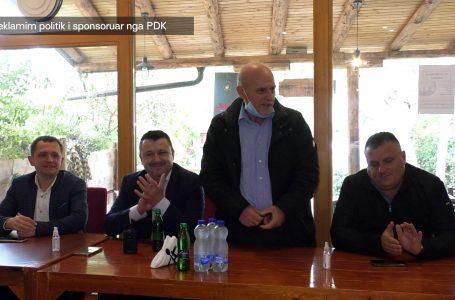 PDK prezanton kandidatët për këshilltarë komunal nga fshati Rogovë- KRONIKË ZGJEDHORE