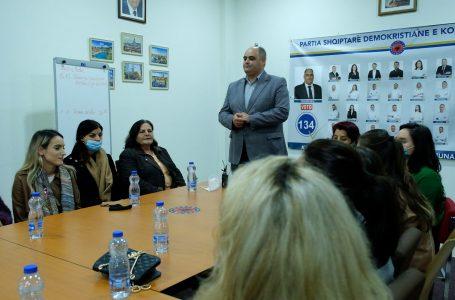 PSHDK përmbyll fushatën në Gjakovë