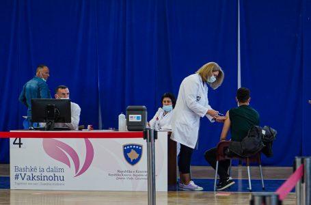 11 mijë e 291 qytetarë janë vaksinuar kundër COVID-19 për 24 orë në Kosovë