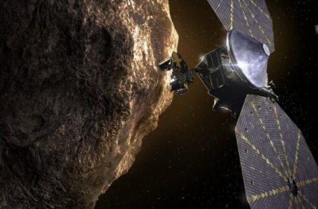 Lucy-Anija kozmike e NASA-s ka një problem me panelet diellore