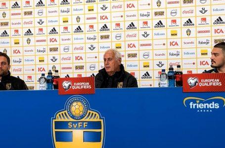 Challandes: Suedia edhe me mungesa është shumë e fortë