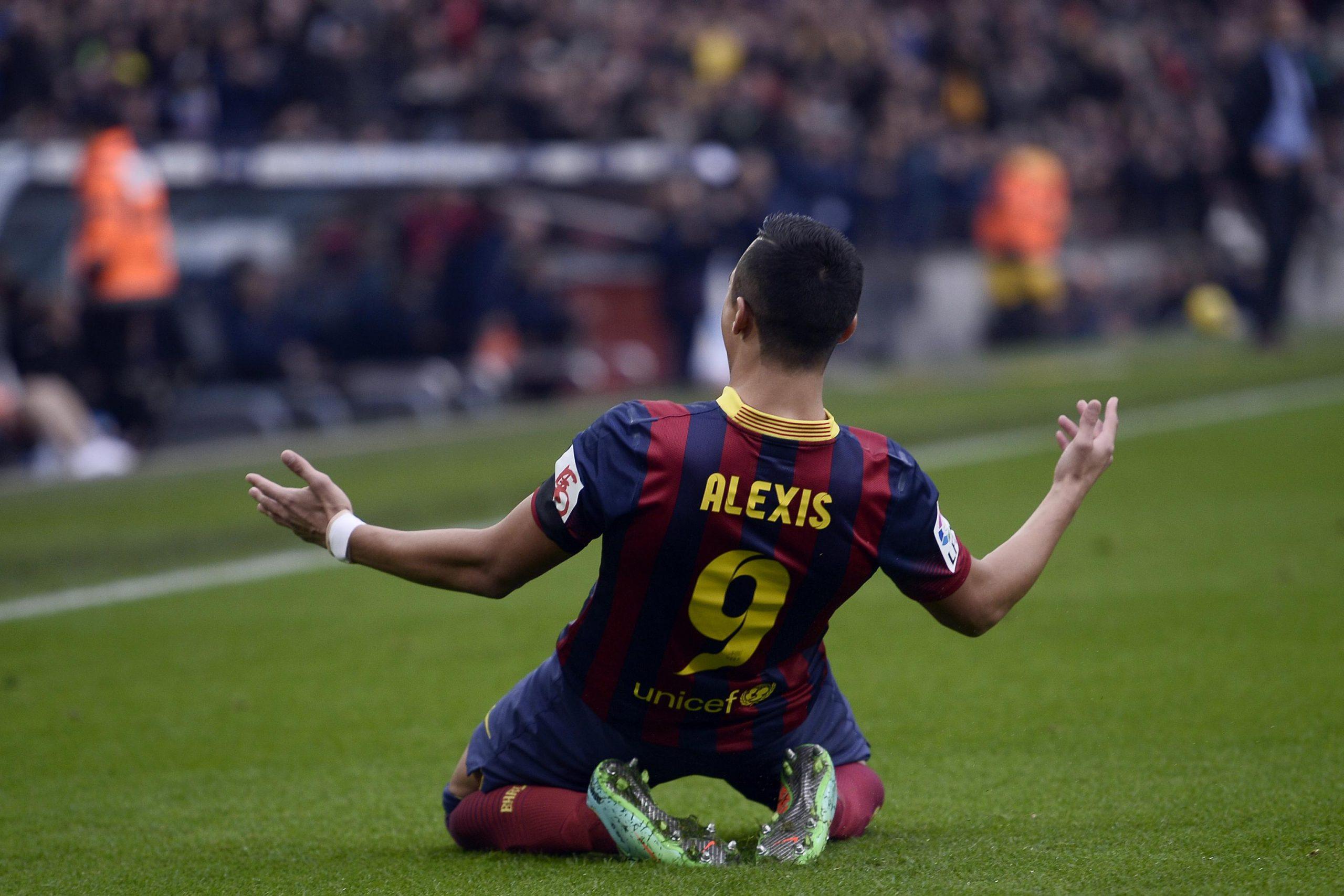 Barcelona po e mendon rikthimin e Alexis Sanchez