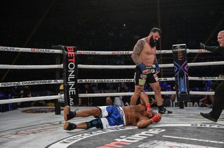 Luftëtari i MMA vdes pas lëndimeve të marra nga nokauti brutal