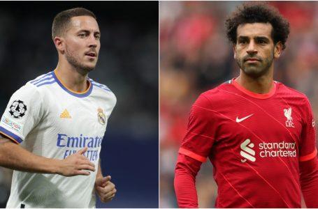 Real Madrid i propozon Liverpoolit shkëmbimin mes Hazard dhe Salah