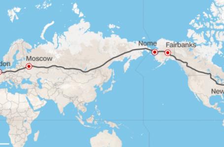 Rusia propozon një autostradë që mund të iu dërgojë nga Evropa në SHBA
