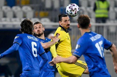 Sot zhvillohet ndeshja mes Suedisë dhe Kosovës