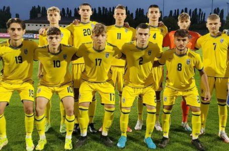 Kosova U17 kalon në 'Elite Raund'
