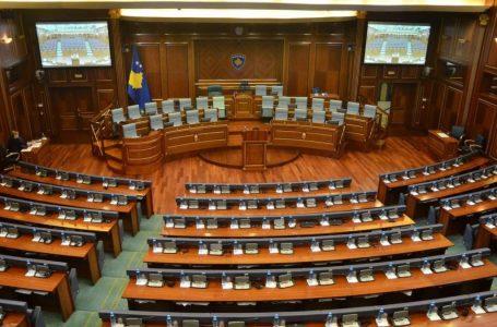 Kuvendi i Kosovës miraton raportin vjetor të Avokatit të Popullit