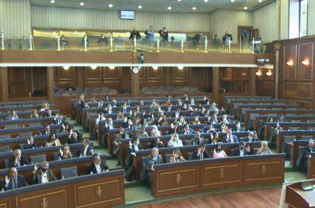Kuvendi i Kosovës miraton Projekt-kodin e Procedurës Penale