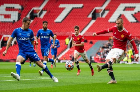 Formacionet zyrtare: Manchester United-Everton