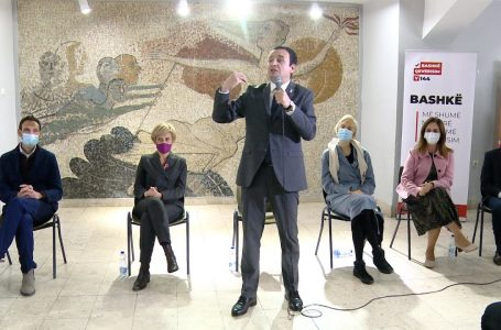 Kurti: Ne jemi bërë bashkë me Mimozën për Gjakovën, Gjakova duhet të bëhet bashkë për Mimozën- KRONIKË ZGJEDHORE