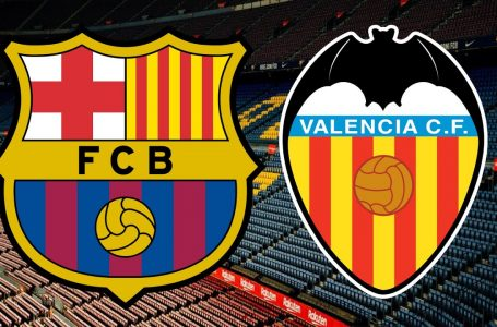 Barcelona – Valencia, formacionet e mundshme