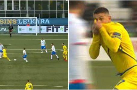 UEFA e rikujton golin e jashtëzakonshëm të Rashicës
