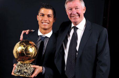 Ferguson për Topin e Artë: Ronaldo e meriton, këtë vit ka thyer rekord pas rekordi