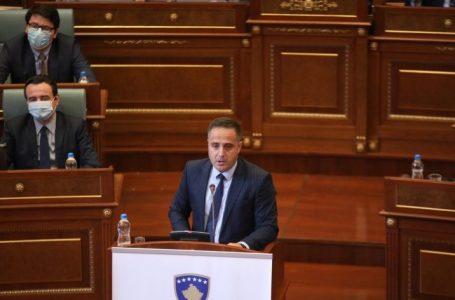 Selmanaj kërkon që Qeveria të rishqyrtojë vendimin për gazin