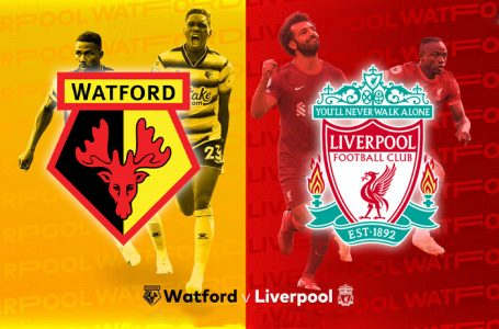 Watford-Liverpool, formacionet zyrtare