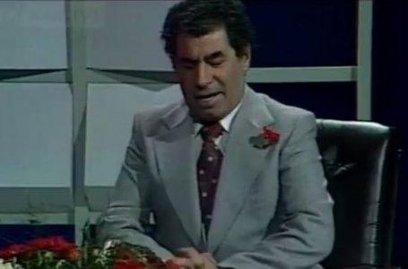 Më 5 tetor lindi Xhevat Qena, aktori i qindra roleve në film e teatër