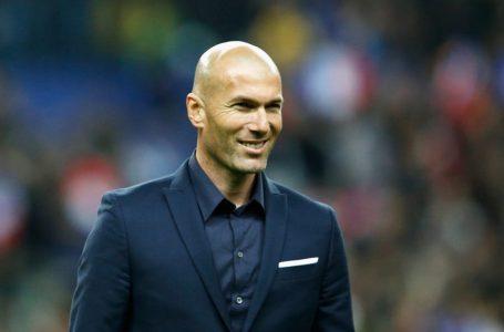 Zidane zbulon favoritin e tij për 'Topin e Artë'